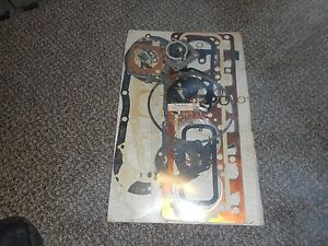 Nos Allis Chalmers Hd6 Hd 6a Crawler Full Engine Gasket Set