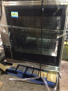 Henny Penny Scr 8 Commercial Double Stacked Electric Rotisserie Oven Complete