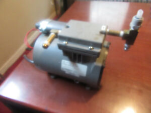 M37 Thomas 607ce44a Piston Air Compressor Vacuum Pump