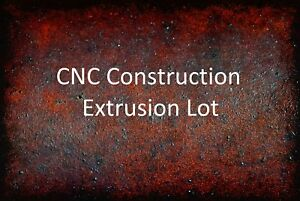 80 20 T Slot Aluminum Cnc Construction Extrusion Lot N