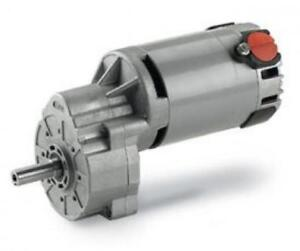 Tennant Brush Motor Tennant 1023067am Motor Electric 24vdc 220 Rpm