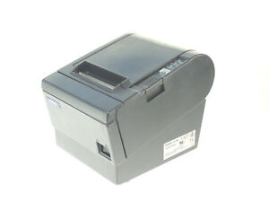 Epson Tm t88iii Thermal Pos Parallel Receipt Printer M129h W Ac Adapter tested