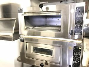 Nu vu Baking Ovens Model Mf0 1 1 Baking Or Pizza Ovens