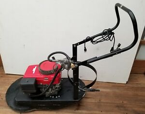 Floor Buffer Burnisher Commercial Lp Gas Propane Hours Honda Hp