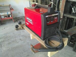 Lincoln Electric Weld pak 140hd S25940 Slightly Used
