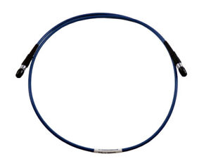 Huber Suhner 50ohm 48in Male Sma To Male Sma Cable St 18 smam smam 48