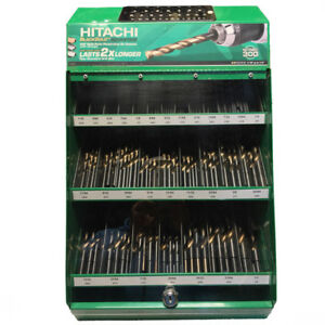 Hitachi 728089 Drill Bit Counter Display Case New