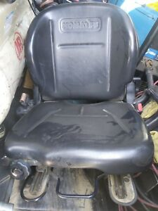 Komatsu Forklift tractor equipment Suspension Seat