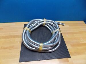 Professional Galvanized Steel Flexible Conduit 7 8 Inside Dia htg1100087x25