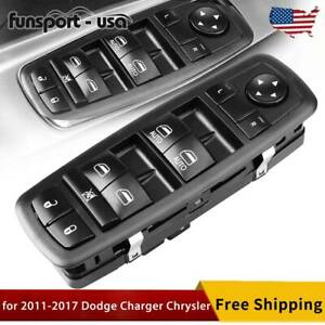 New Master Power Window Switch For Dodge Grand Caravan Chrysler Jeep One Touch