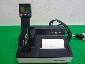 Welch Allyn Microtymp 2 Tympanometer With Printer charger 71170