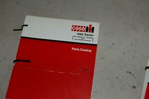 Case Ih 1896 Tractor Spare Parts Manual Book Catalog Farm List 1987 8 4330 Owner