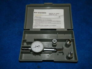 Mitutoyo Dial Indicator 513 104 With Box 513 402t