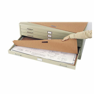 Plan Flat File Cabinet Accessories Portfolio For 4996 And 4986 qty 10