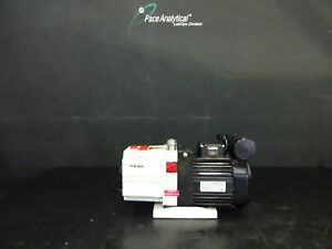 Pfeiffer Duo 2 5 Vacuum Pump Rebuilt Tested With A 6 month Warranty