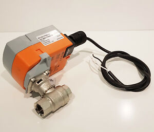 Belimo Damper Actuator B213b Tfrb120 1 2 Nc Fc Normally Closes Fail Closed