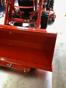 Kubota Tractor B Series Loader La 534 Loader Mobile Cart