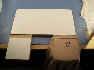Tagless Screen Printing Pallet Professional Grade Made In The Usa