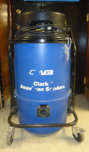 ri2 Clarke American Cav 10 Dust Control Vacuum extractor Local Pick up Only