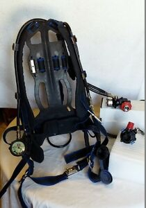 Survivair Panther Self Contained Breathing Apparatus scba