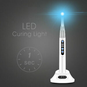 Usa Led Dental Vakker Wireless 1 Sec Iled Curing Light Restoration 2000mw cm2 5w