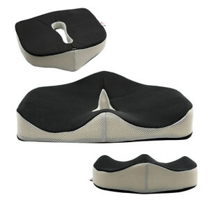 Orthopedic Memory Foam Car Bus Airplane Truck Driver Chair Seat Cushion