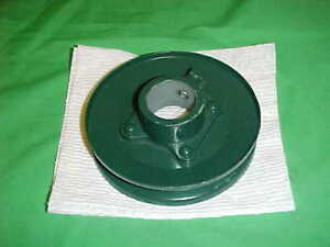 Maytag Multimotor Gas Engine Pulley Model 92 Single Cylinder Kick Start Hit Miss