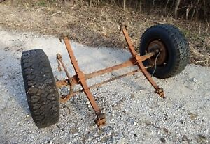 1948 1949 1950 1951 1952 Ford F 1 Oem Front Suspension