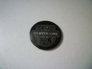 Vintage 1 5 8 Centerline Wheels Center Cap Emblem Logo