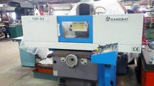 Danobat Top 63 12 X 24 Cnc Horizontal Surface Grinder 25540