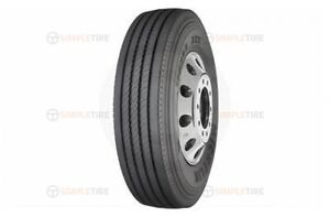 Michelin Xze Commercial Truck Tire 255 70 22 5