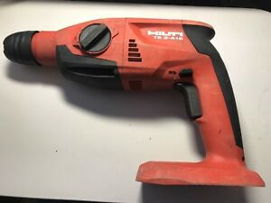 Hilti Te 2 a18 Cordless Hammer Drill drill free Shipping