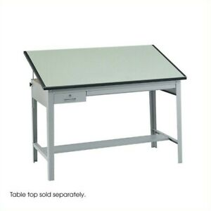 Safco Precision Drafting Table Base