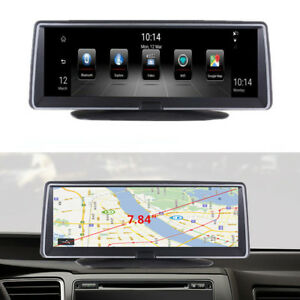 7 84 Hd Car Dashboard Dvr Video Recorder Gps Android Gps Wifi Fm Transmitter