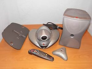 Polycom Vsx 7000 Complete And Tested With Shelf Bracket 9 0 5 Software