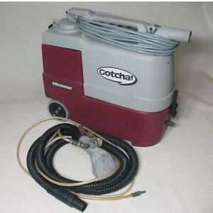 Minuteman Gotcha Spot Extractor Upholstery Cleaner Spotter Hand Tool Good Condit