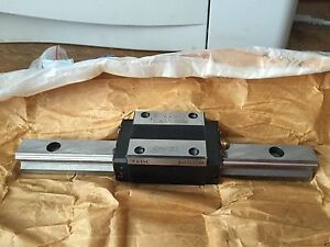 New Thk Linear Bearing H15cr Hsr15cr 160mm Lm Guide Rail Motion Made In Japan