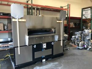 Wood Stone Fire Deck Ws fd 9660 rfg lr ir ng Pizza Oven Natural Gas