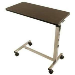 Non tilt Overbed Table