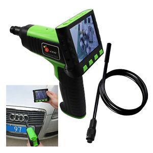 Inspection Camera Endoscope Wireless Detachable Lcd 2gb Card 4x Zoom Borescope