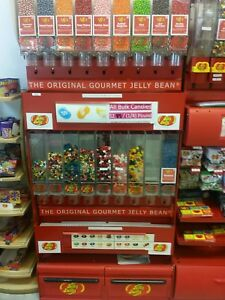 Jelly Belly Jelly Bean Candy Free Standing Combo Display