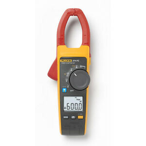 Fluke 374 Fc 600a Ac dc Trms Wireless Clamp With Fluke Connect