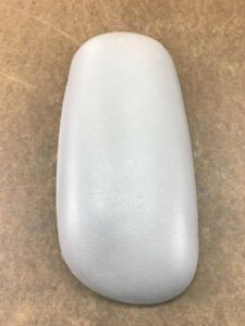 94 04 Ford Mustang Center Console Armrest Lid Genuine Oem Gray