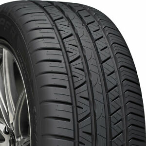 2 New 255 40 17 Cooper Zeon Rs3 g1 40r R17 Tires 31788
