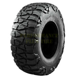 Nitto Mud Grappler 38x15 50r20lt 125q 8 Ply Quantity Of 2