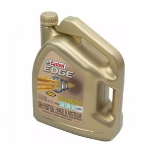Engine Motor Oil 5 Quarts 5w30 Fully Synthetic 5w 30 Castrol Edge For Bmw Mini