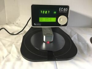 Napson Corporation Ec 80 Wafer High Resistivity Similure Ade 6035 Silicon Wafers