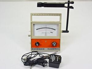 Beckman Expand mate Ph Meter Portable With Probe Stand 72006