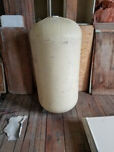 Fiberglass Well Pressure expansion Tank Approx 70 80 Gallons