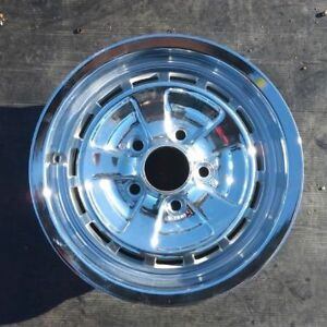 15x6 Chrome 1974 1987 Jaguar Xj6 Xj12 Xjs Oem Factory Original Wheel Rim 59648